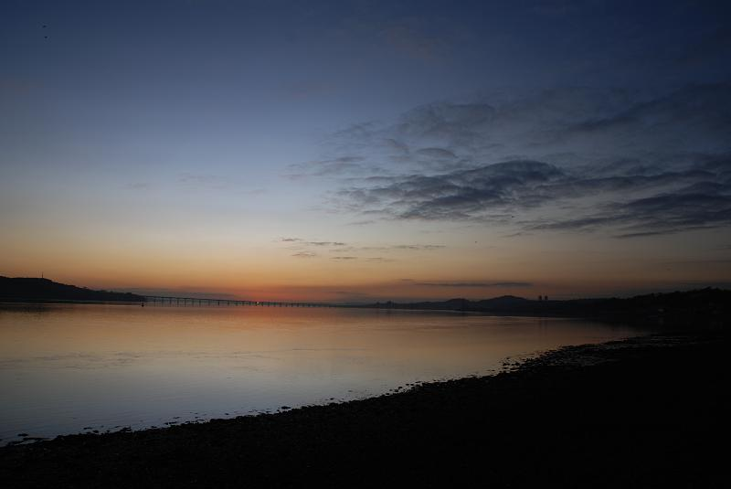 Broughty Ferry - noctilucent clouds 2