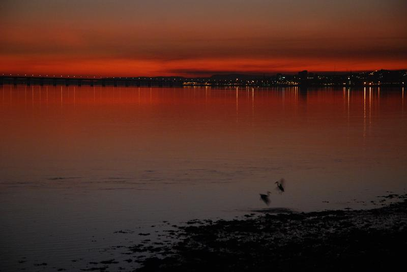Broughty Ferry - noctilucent clouds 11