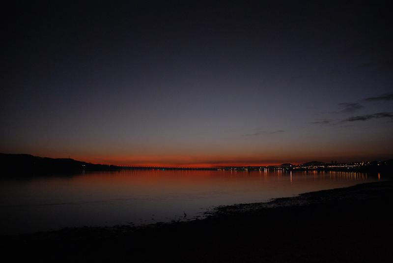 Broughty Ferry - noctilucent clouds 12