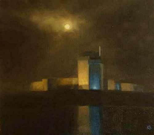Nocturne - Broughty Ferry Castle