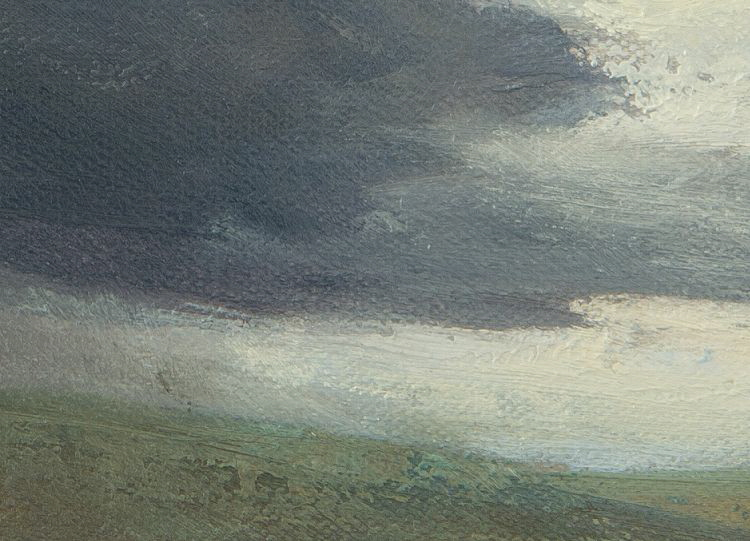 Cloud Painting - Detail 1