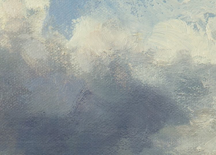 Cloud Painting - Detail 2