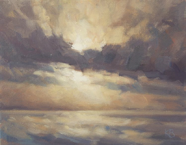 River Tay Cloud Study